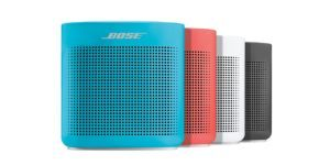 Avis enceinte Bose SoundLink Color