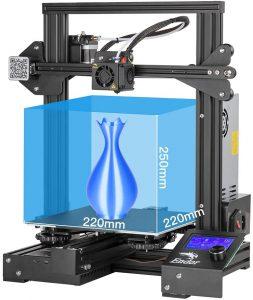 Imprimante 3D Creality Ender 3 Pro Power pour débutant