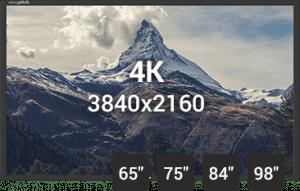écran easpitch pro