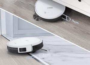Choisir aspirateur robot connecté ultra fin