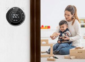 fonctionnalités d'un thermostat connecté