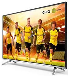 TV 4K CHiQ U40E6000 Smart WiFi avec Netflix intégrée