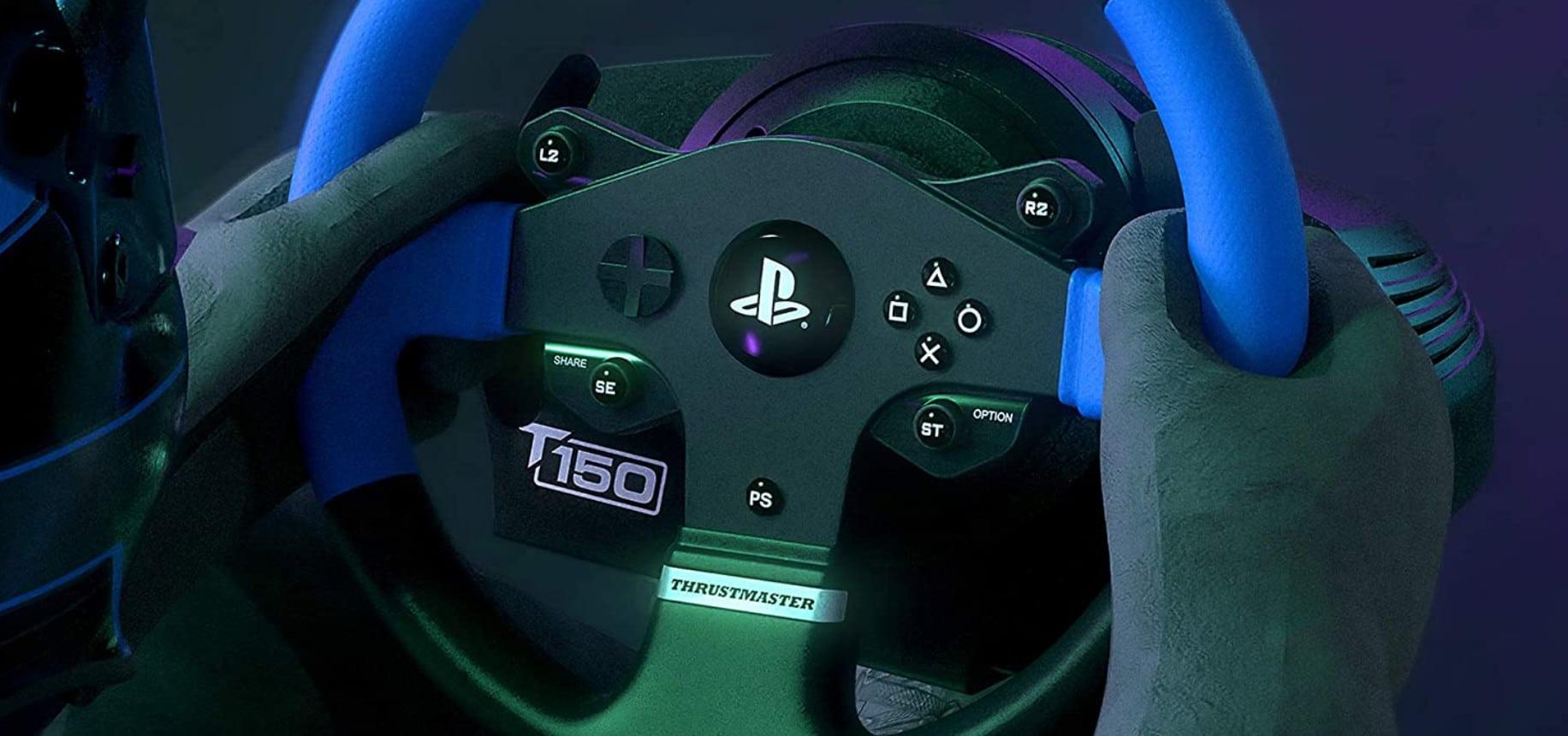 Comparatif pour choisir le meilleur volant PS4