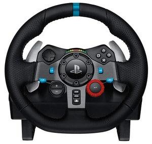 Test et avis sur le volant PS4 Logitech G29