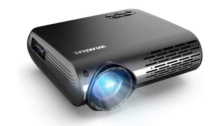 Test vidéoprojecteur WiMiUS 6800