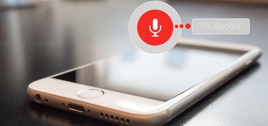Bien configurer la commande vocale Google