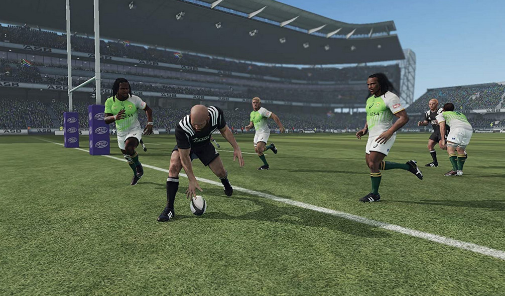 Rugby Challenge 3 PS4