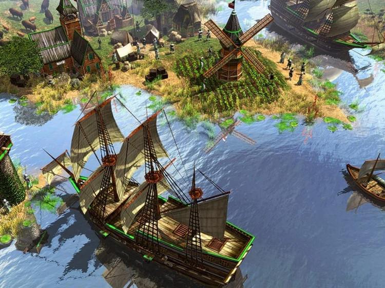 Saga Age of Empire