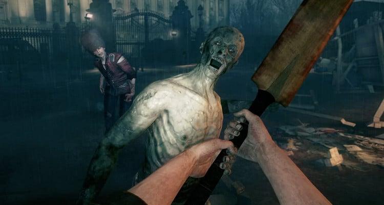 Zombie U sur WiiU