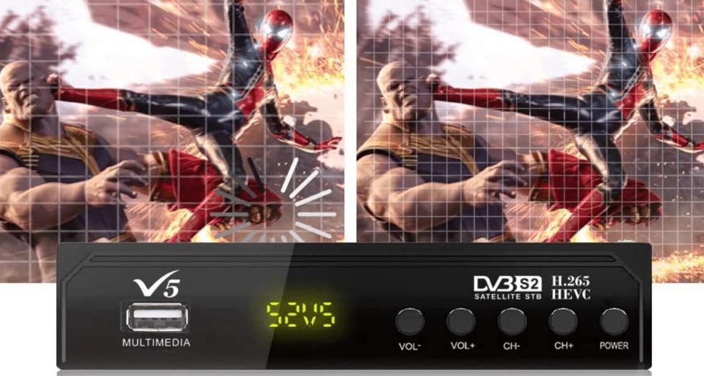 Comparatif pour choisir le meilleur décodeur satellite HD