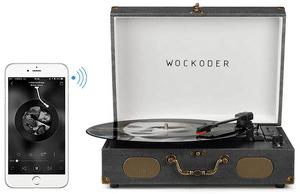 Test et avis sur la platine vinyle USB Wockoder