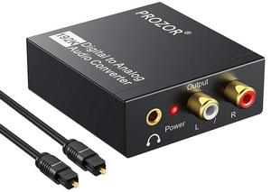 Test et avis sur le DAC audio Prozor 192 kHz