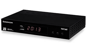 Test et avis sur le décodeur satellite HD Sagemcom DS81HD