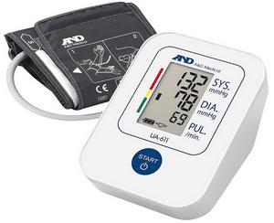 Test et avis sur le tensiomètre électronique A&D Medical UA-611